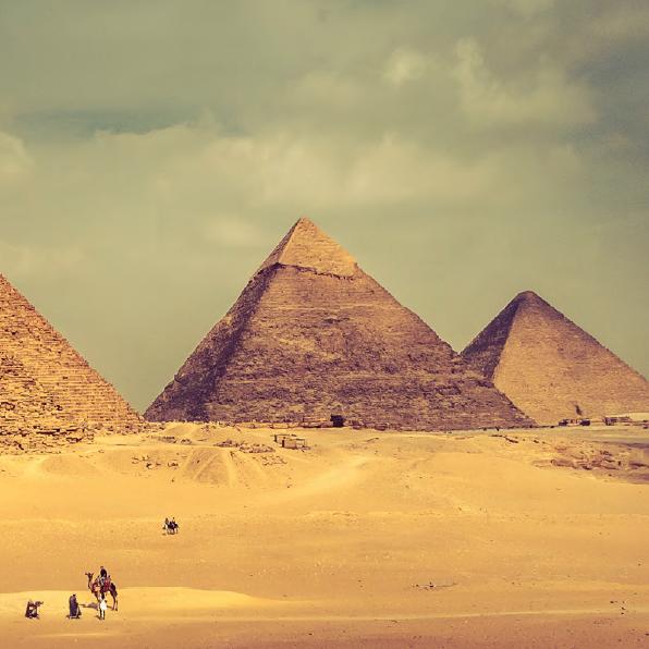 Tous les charmes de l'Egypte avec Kuoni