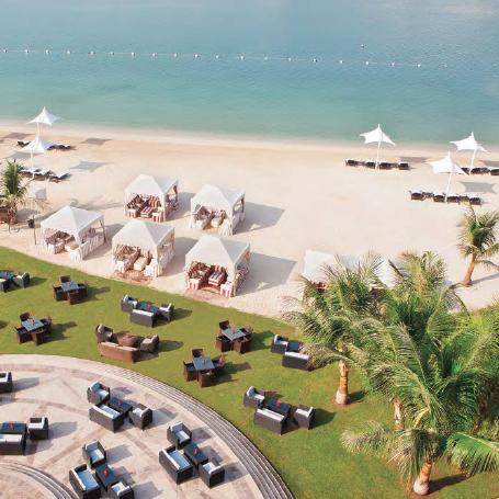 Abou-Dhabi créée l'attraction