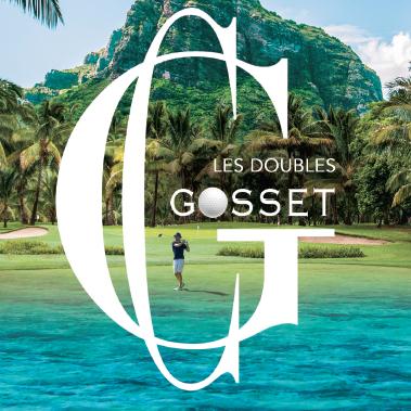 8ème édition des Doubles Gosset au Dinarobin Beachcomber