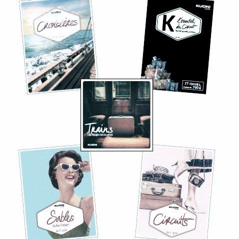 Nouvelles brochures Kuoni